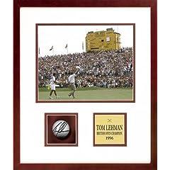 Tom Lehman - Golf Ball Series by Pro Tour Memorabilia