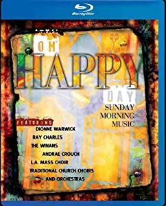Oh Happy Day - Sunday Morning Music [Blu-ray]