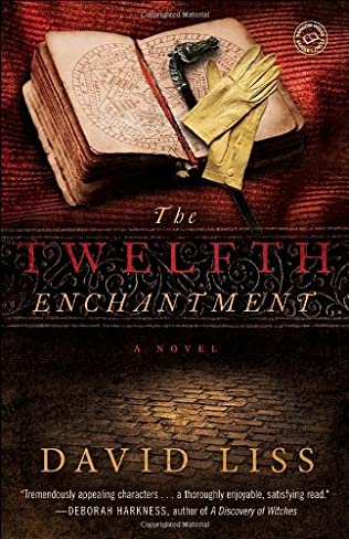 book cover of The Twelfth Enchantment