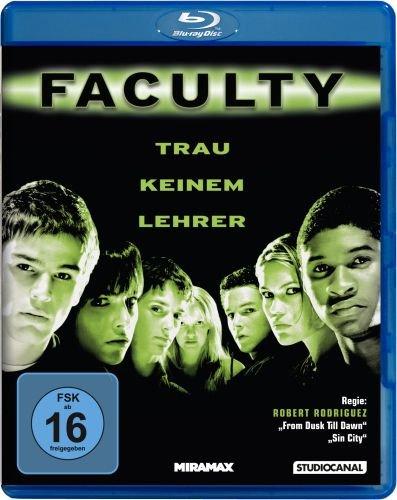 Faculty - Trau keinem Lehrer [Blu-ray]