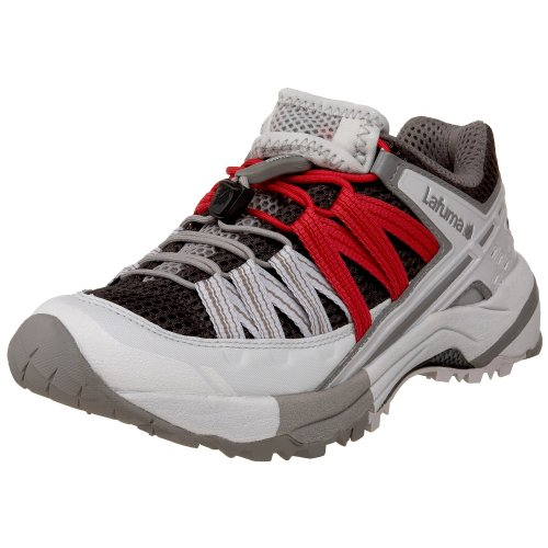 Lafuma Women's Sky Race Trail Shoe ,Pearl Grey,10 M US