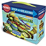 Phonics Power! (Teenage Mutant Ninja Turtles) (Phonics Boxed Sets)