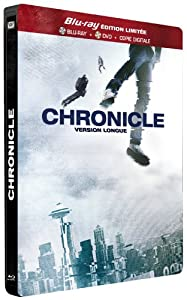 Chronicle [Combo Blu-ray + DVD - Édition Limitée boîtier SteelBook]