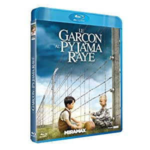 Le Garçon au pyjama rayé [Blu-ray]