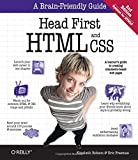 img - for Head First HTML and CSS: A Learner's Guide to Creating Standards-Based Web Pages book / textbook / text book