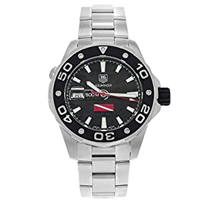 TAG Heuer Aquaracer WAJ211A.BA0870 Stainless Steel Automatic Men's Watch