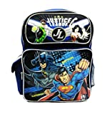 Justice League Meduim Backpack 14
