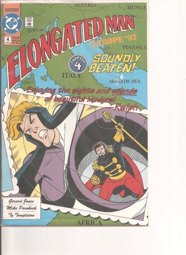 Elongated Man No. 4, Soundly Beaten PDF