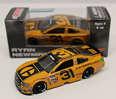 Ryan Newman 2015 Darlington Throwback Special 1:64 Nascar Diecast
