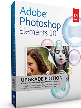 Photoshop Elements 10 - mise à jour