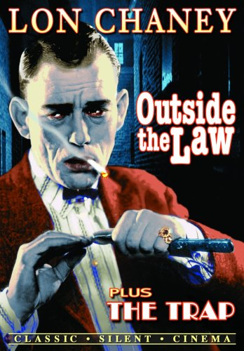 Lon Chaney Double Feature: Outside the Law / Trap [DVD] [1922] [Region 1] [US Import] [NTSC]