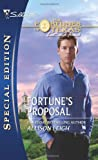 img - for Fortune's Proposal (Silhouette Special Edition) book / textbook / text book