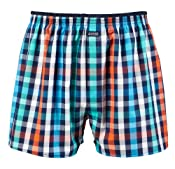 Cotton Twill Woven Boxer Short Underwear