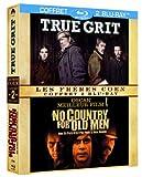 echange, troc True Grit + No country for old men - Coffret 2 Blu-ray [Blu-ray]