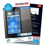 AtFoliX FX-Clear screen-protector for ZTE Grand X In (Intel) (3 pack) - Crystal-clear screen protection!