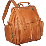ClaireChase Sierra Laptop Back Pack (Saddle)