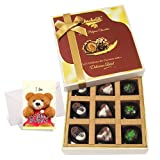 Rich And Delight Collection Of Chocolates With Sorry Card - Chocholik Luxury Chocolates