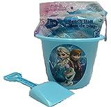 Disney Frozen Sand Bucket with Beach Ball Set