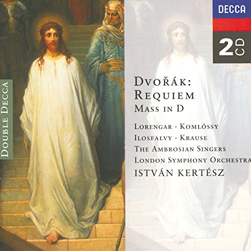 DVORAK:REQUIEM/MASS IN D