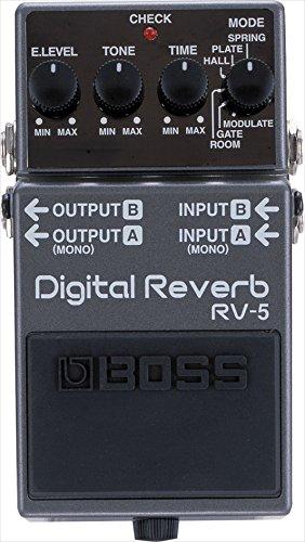 Boss RV5 Digital Reverb (Boss Digital Reverb compare prices)
