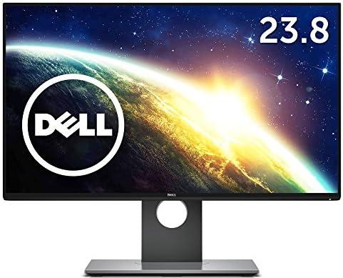 Dellディスプレイ モニター U2417H 23.8インチ/FHD/IPS非光沢/6ms/DPx2(MST),HDMI/sRGB 99%/USBハブ/フレームレス/3年間保証