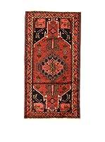 Kilim Carpets by Jalal Alfombra (Azul Oscuro/Rojo)