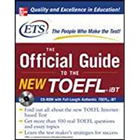 Official Guide Go new TOEFL IBT CD