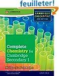 Complete Chemistry for Cambridge Seco...