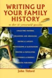 img - for Writing up Your Family History book / textbook / text book