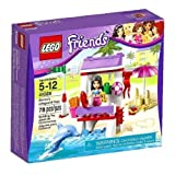 Emma's Lifeguard Post LEGO® Friends Set 41028