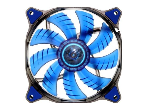 Cougar Cfd12Hbb Fan Cooling, Blue