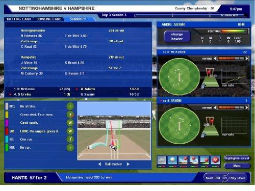 International Cricket Captain 2011 screenshot