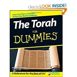 The Torah For Dummies Arthur Kurzweil