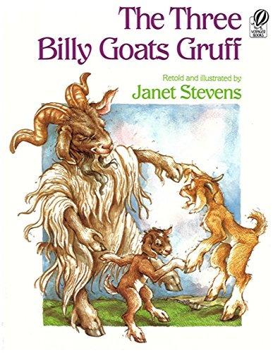 The Three Billy Goats Gruff (Big Books Series)
