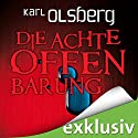 Die achte Offenbarung Audiobook by Karl Olsberg Narrated by Wolfgang Wagner
