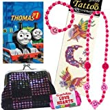 PRE FILLED Thomas the Tank Engine PREMIUM Party Bag (Girls Toys)