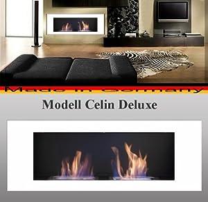 Gel und Ethanolkamin Modell Celin Deluxe Weiss   Kundenbewertung und weitere Informationen