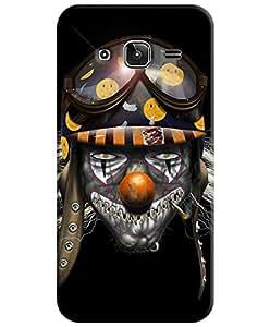 FurnishFantasy 3D Printed Designer Back Case Cover for Samsung Galaxy J3 (2016 Edition)