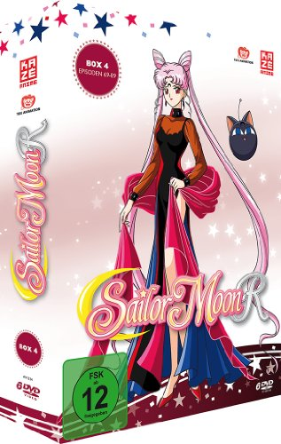Sailor Moon, Volume 4 - DVD