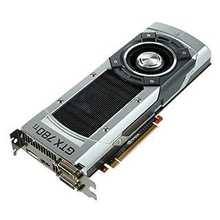 ASUSTek社製 NVIDIA GeForce GTX780TI GPU搭載ビデオカード(オーバークロックモデル) GTX780TI-3GD5