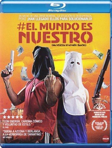 The World is Ours (2012) ( El mundo es nuestro ) (Blu-Ray)