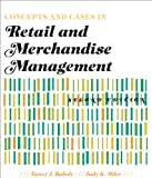 img - for Concepts and Cases in Retail and Merchandise Management, 2nd Edition + Free WWD.com 2-month trial subscription access card book / textbook / text book