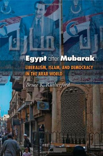 Egypt after Mubarak: Liberalism, Islam, and Democracy in the Arab World (Princeton Studies in Muslim Politics)