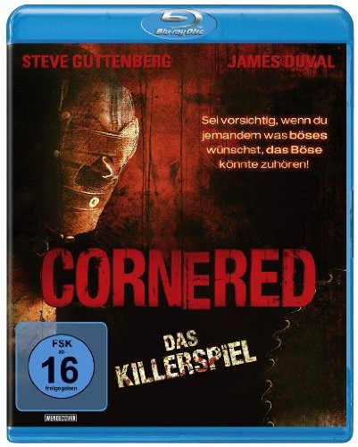 Cornered - Das Killerspiel [Blu-ray]