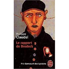 Le rapport de Brodeck - Philippe Claudel