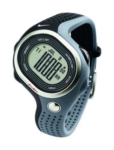 Nike Triax Fury 100 Style Watch, Black/Light Graphite