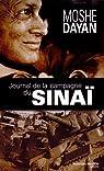 Journal de la campagne du Sinaï par Dayan