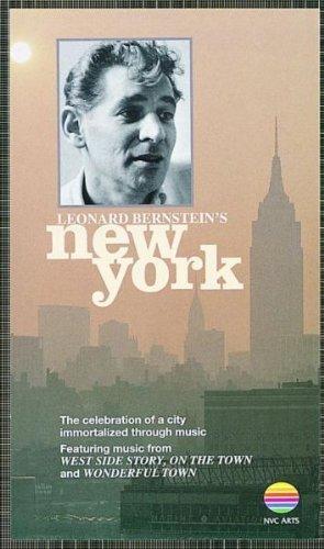 Bernstein, Leonard - New York [VHS]