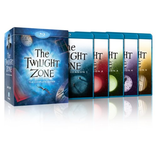 The Twilight Zone: The Complete Series [Blu-ray] (Twilight Blue Ray Box Set compare prices)