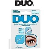 DUO Wimpernkleber für Wimpernbänder, durchsichtig, 7g Tube